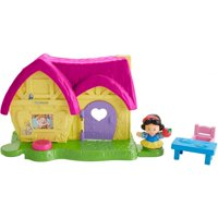 Disney Princess Snow White's Kindness Cottage by Fisher-Price Little People