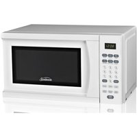 Sunbeam 0.7 Cu. Ft. Microwave Oven, White