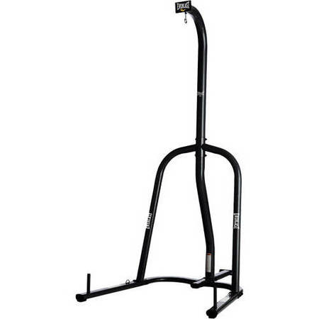 Everlast Single-Station Heavy Bag Stand, Black
