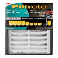 Filtrete Allergen Reduction + Odor Defense HEPA-Type Room Air Purifier Filter, Replaces size A/D/H filters
