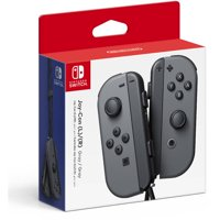 Nintendo Switch Joy-Con Pair (L/R), Gray, 45496590123