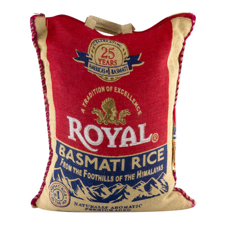Royal Basmati Rice, 20lb (Best Brand Of Brown Rice In India)