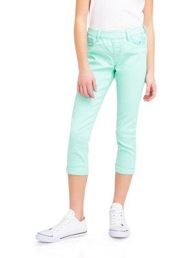 Fashion Color Crop Jegging (Little Girls & Big Girls)