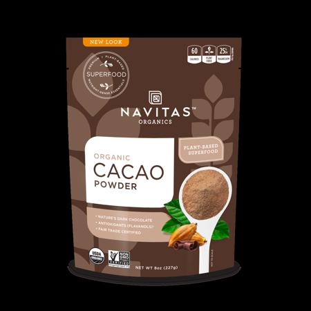 Navitas Organics Cacao Powder, 8.0 oz