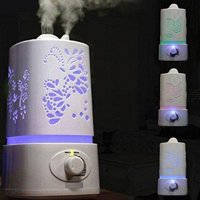 Ktaxon Ultrasonic Home Aroma Humidifier Air Diffuser Purifier Lonizer Atomizer,Essential Oil Diffuser, 1.5L