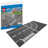 LEGO¨ City T-junction & Curve 7281