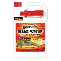 Spectracide Bug Stop Home Barrier, Indoor Plus Outdoor, 1-Gallon
