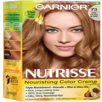Garnier Nutrisse Haircolor, 73 Dark Golden Blonde 1 ea