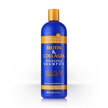 Renpure Biotin & Collagen Shampoo, 16 Oz