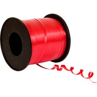 (2 pack) Curling Ribbon, Red, 500 yd, 1ct