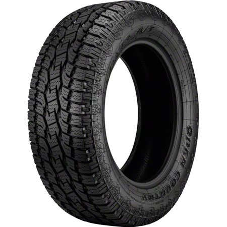 Toyo open country a/t ii lt275/65r20 126s e (10 ply)