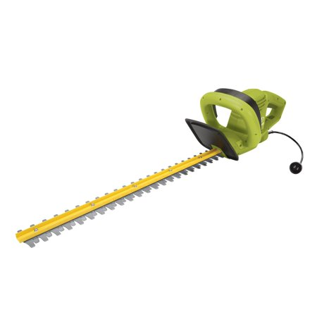 Sun Joe HJ22HTE Electric Hedge Trimmer | 22-Inch | 3.5