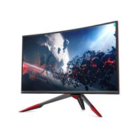 144Hz VIOTEK GN32LD QHD 32 inch Curved Gaming Monitor - Ultra-Thin Frame, 1440p & FreeSync