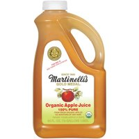 Martinelli's Gold Medal 100% Organic Juice, Apple, 64 Fl Oz, 6 Count
