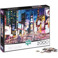 Buffalo™ Two Thousand Piece Collection™ Times Square Puzzle 2000 pc Box