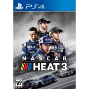 NASCAR Heat 3, 704 Games, PlayStation 4, 867771000178