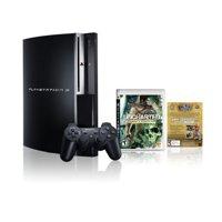 Refurbished PlayStation 3 160GB Uncharted: Drake's Fortune Bundle