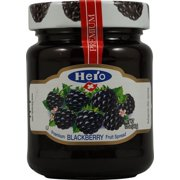 Hero Premium Fruit Spread Blackberry 12 oz
