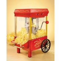 Nostalgia KPM508 Vintage Collection Electric Kettle Popcorn Maker
