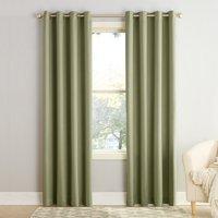 Sun Zero Madison Room-Darkening Grommet Curtain Panel