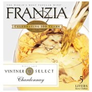 Franzia Wine Chardonnay Wine, 5 L
