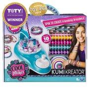 Cool Maker, KumiKreator Friendship Bracelet Maker Kit for Girls Age 8 & Up