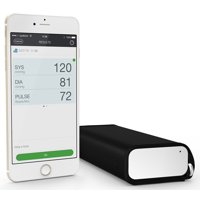 QardioArm Wireless Blood Pressure Monitor - Arctic White