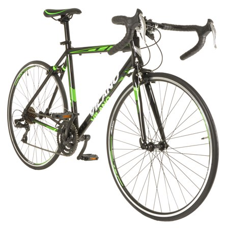 Vilano R2 Commuter Aluminum Road Bike Shimano 21 Speed 700c (Open Road Bike)