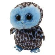 TY Beanie Boos - YAGO the Owl (Glitter Eyes) (Medium Size - 9 044eccf068e6