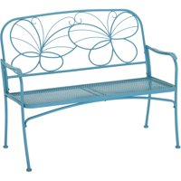 Mainstays Butterfly Outdoor Patio Bench