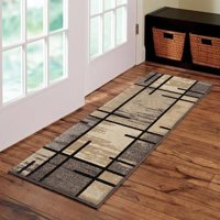 Better Homes & Gardens Spice Grid Area Rug