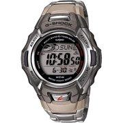 Casio Men's G-Shock Solar Atomic Stainless Steel Watch MTGM900DA-8