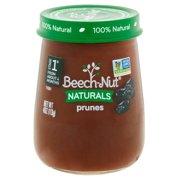 Beech-Nut Naturals Prunes Stage 1 Baby Food, 4 oz
