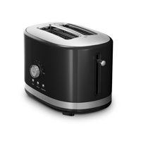KitchenAid RRKMT2116OB 2 Slice Slot Toaster with High Lift Lever, Onyx Black (CERTIFIED REFURBISHED)