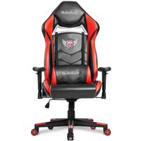 ModernLuxe Racing Gaming Chair Leather Office Chair High Back with Lumbar Support