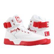 sports shoes 755ac 2735e Ewing Athletics Ewing 33 Hi White Red Men s Basketball Shoes 1BM00554-128