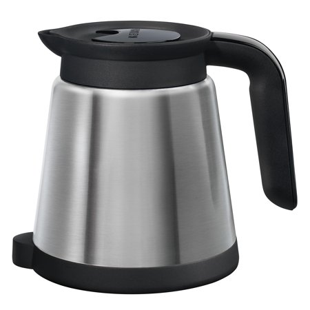 Pourover Thermal Carafe (Keurig® 2.0, 32oz Double-Walled, Vacuum-Insulated, Stainless Steel Thermal Carafe, Holds and Dispenses Up to 4 Cups of Hot Coffee. For Use With Keurig 2.0 K-Cup Pod Coffee Makers )