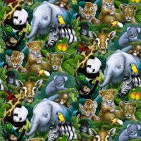 "A Rare Occasion Antipill Fleece Fabric By The Yard, 60"" Wide"