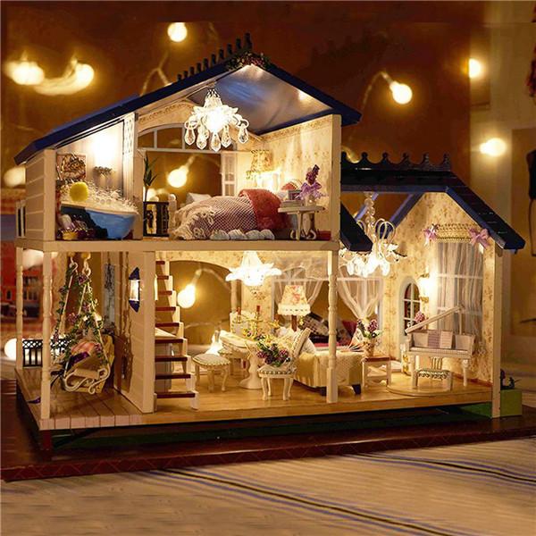 Diy Dollhouse Kits