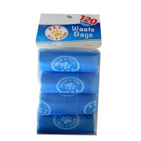 Pet All Star Waste Bags, 120 Count