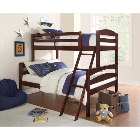 Better Homes Gardens Leighton Twin Over Full Bunk Bed Multiple