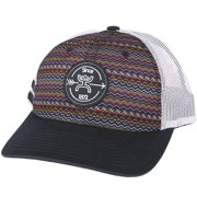 Hooey Mens Tremor Sublimation Navy White Cap OS Blue be620cc49a1b