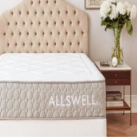 The Allswell Luxe Hybrid 12 Inch Bed in a Box Mattress, Multiple Sizes