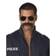 c7451b2da53 The Man Mustache Beard Adult Halloween Accessory