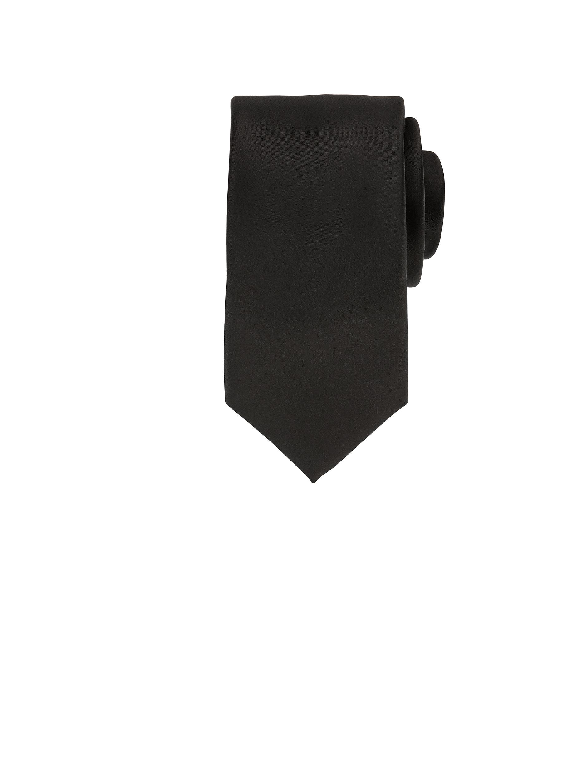 Solid Beige Boys 14 Clip On Tie