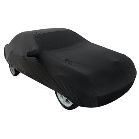 Subaru Svx Car (Durable Outdoor Stormproof Waterproof BreathableBlack Car Cover For Subaru SVX)