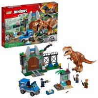 LEGO Juniors Jurassic World T. Rex Breakout 10758 (150 Pieces)