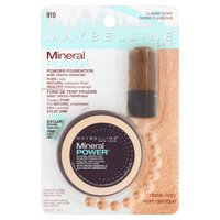 Maybelline Mineral Power Powder Foundation, Classic Ivory