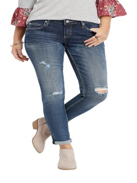 2c36fb948b574 Product Image DenimFlex TM Premium Dark Wash Skinny Jean