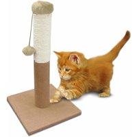 ASPCA Cat Tree Scratching Post Cat Toy, Blue